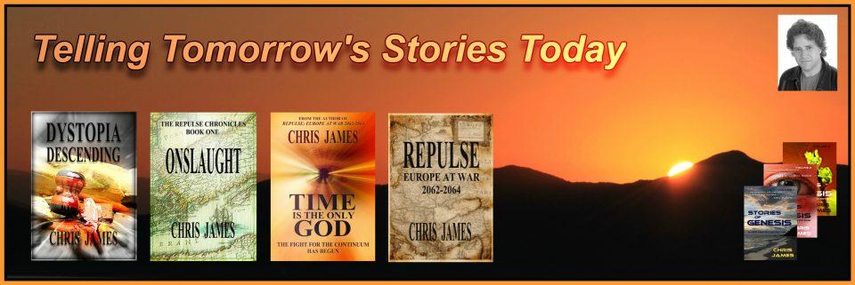 Chris James's blog